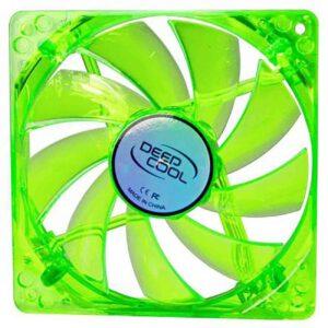 فن کیس مدل DEEPCOOL X FAN 120 G/B