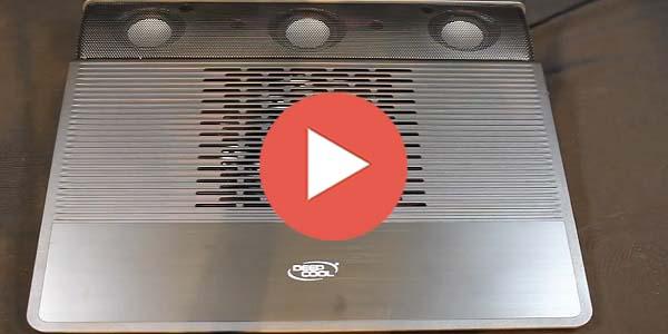 معرفی خنک کننده لپ تاپ دیپ کول M3