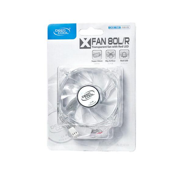 فن کیس دیپ کول XFan 80 L/R