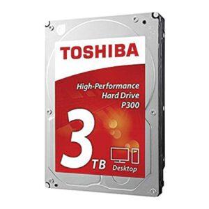 هارد دیسک اینترنال توشیبا (3T) P300
