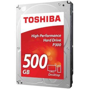 هارد دیسک اینترنال توشیبا (500GB) p300