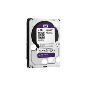 هارد دیسک اینترنال وسترن 2T Purple WD