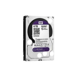 هارد دیسک اینترنال وسترن 6T Purple WD