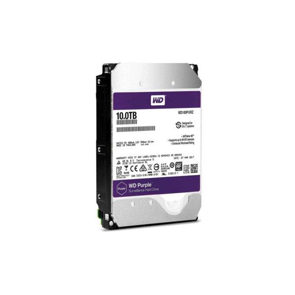 هارد دیسک اینترنال وسترن 10T Purple WD