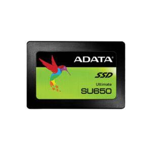 هارد دیسک اینترنال ای دیتا SSD ADATA SU650 120GB