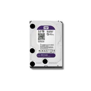 هارد دیسک اینترنال وسترن 3T Purple WD