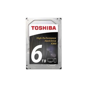 هارد دیسک اینترنال توشیبا 6T X300
