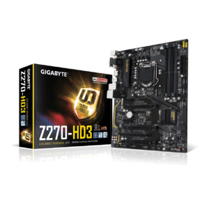 مادربرد Gigabyte Z270-HD3