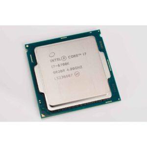 CPU INTEL i7-6700K