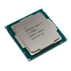 CPU INTEL i7-7700K