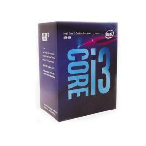 پردازنده اینتل CPU INTEL i3-8100 Box