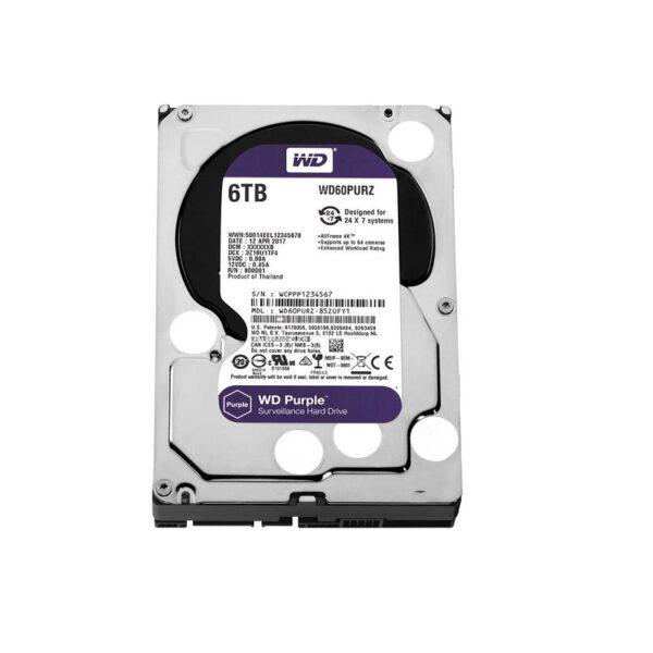 WD Purple 6TB