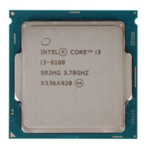 CPU INTEL i3 6100