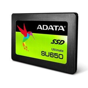 هارد دیسک اینترنال ای دیتا SU650 240GB