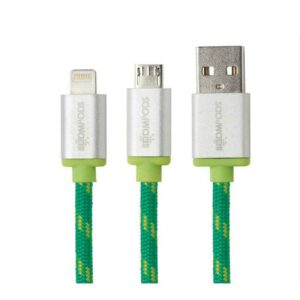 کابل شارژ BOOMPODS RETRO cable android