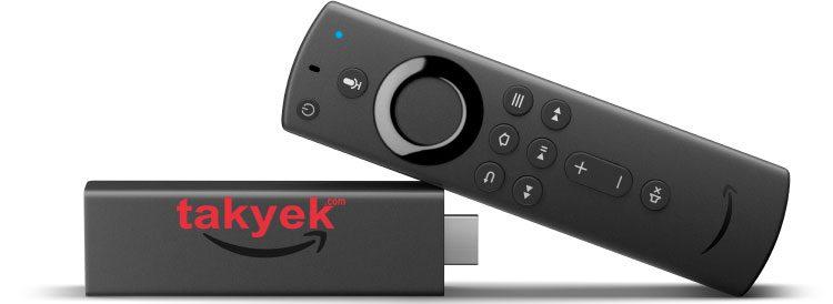 دانگل Fire TV Stick 4K آمازون