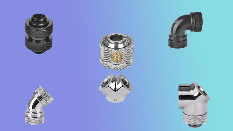 اتصالات خنک کننده مایع
