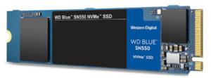 WD Blue SN550.
