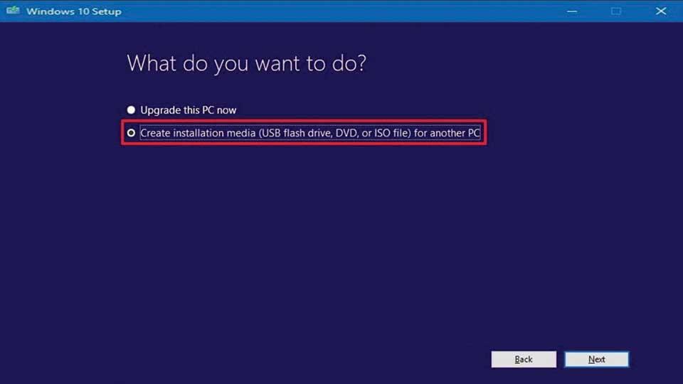 نصب ویندوز روی هارد SSD