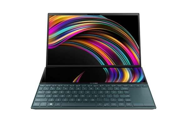 ZenBook Duo UX481FLC