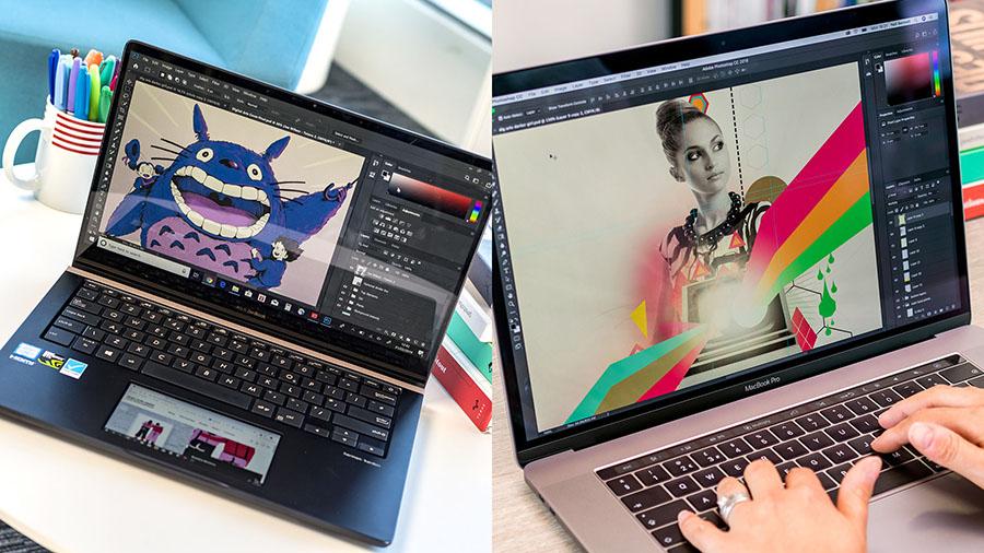 لپ تاپ مناسب طراحی گرافیکی