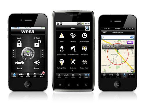 گجت گوشی Viper SmartStart