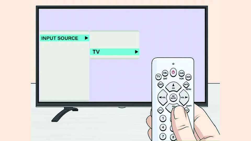 نحوه اتصال کامپیوتر به تلویزیون