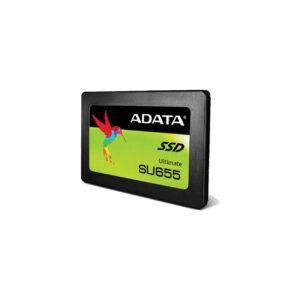 هارد دیسک اینترنال ای دیتا SSD ADATA SU655 120GB