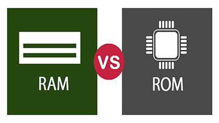 تفاوت رم و رام