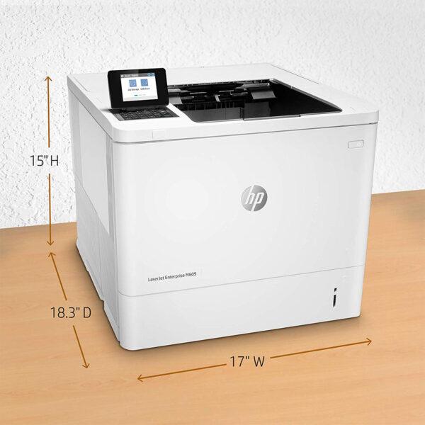 پرینتر لیزری HP 609dn
