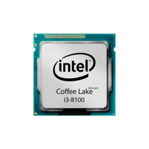 پردازنده اینتل CPU INTEL i3 8100 Coffee Lake Try