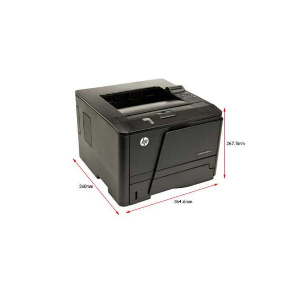 پرینتر لیزری HP M401d