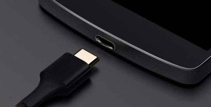 درگاه USB Type-C