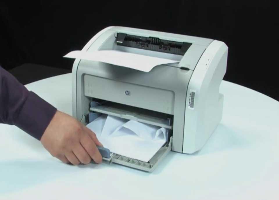حل مشکل گیر کردن کاغذ در پرینتر
