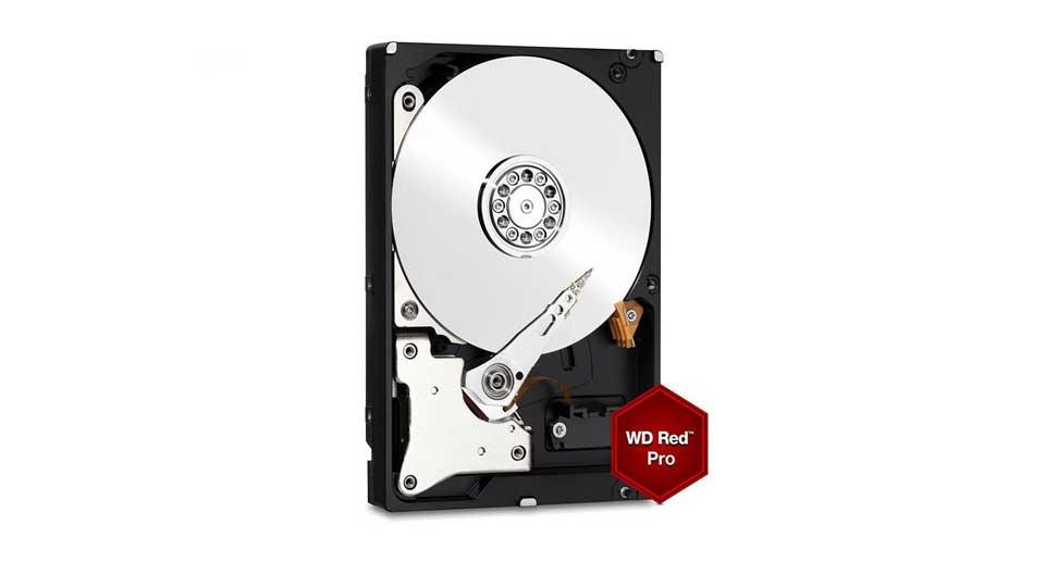 آشنایی با هارد دیسک قرمز وسترن دیجیتال