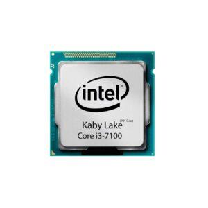 پردازنده اینتل CPU INTEL i3-7100 Kaby Lake Try