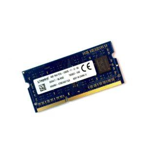 رم لپ تاپ کینگستون DDR3L PC3L 1600 4GB