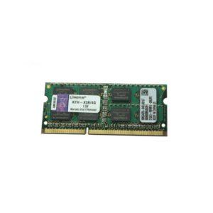 رم لپ تاپ کینگستون DDR3 PC3 1333 4GB