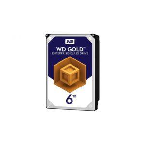 هارد دیسک اینترنال وسترن WD GOLD 6TB