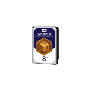هارد دیسک اینترنال وسترن WD GOLD 8TB