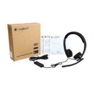 Logitech H570e Stereo USB