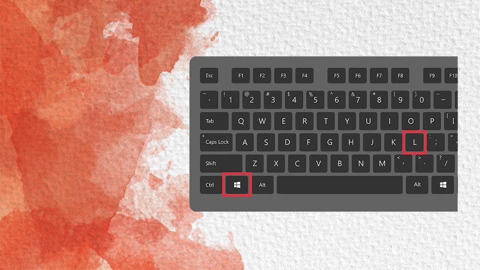 قفل کردن کامپیوتر ویندوز 10