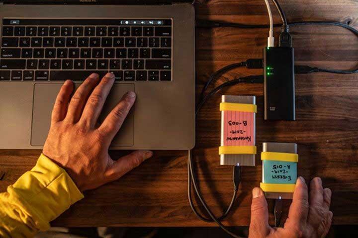 هاب USB