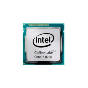 پردازنده اینتل CPU INTEL i7-8700 TRAY