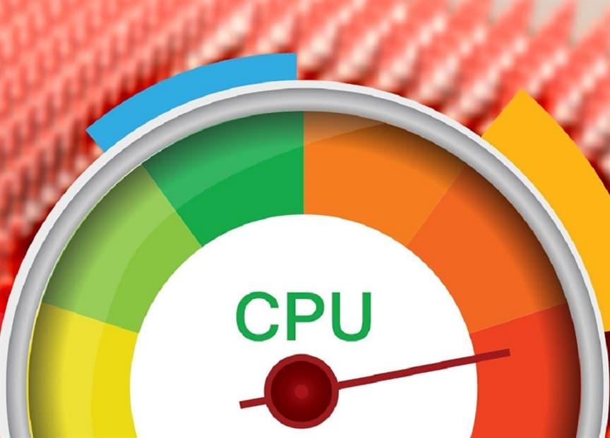 کاهش استفاده از Cpu