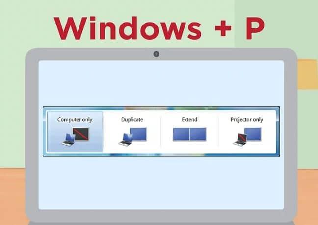 مرحله 7 اتصال تلویزیون به کامپیوتر
