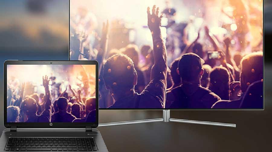 اتصال تلویزیون به کامپیوتر