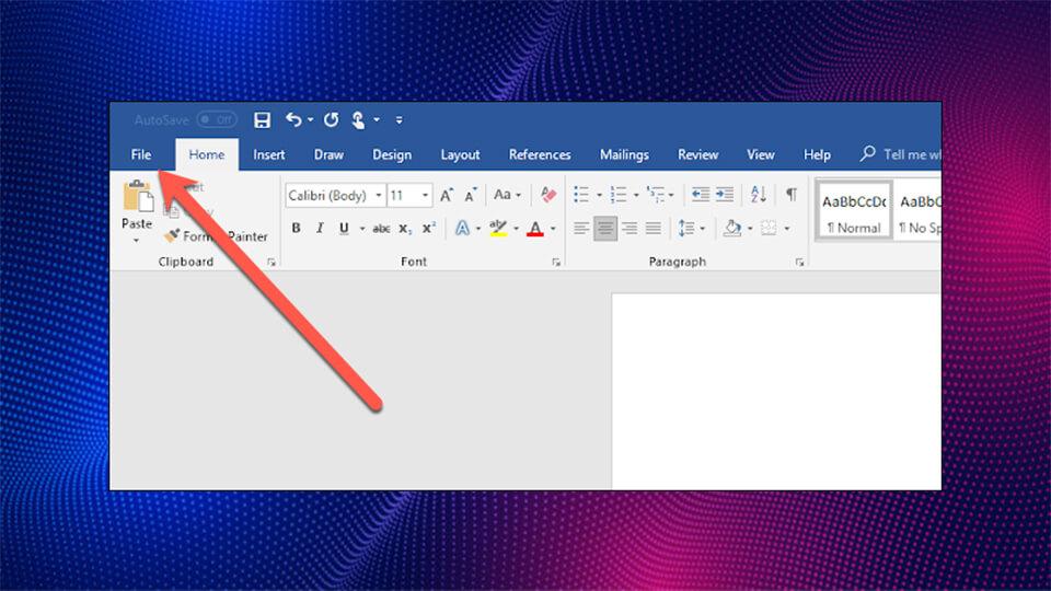 تبدیل ورد به PDF