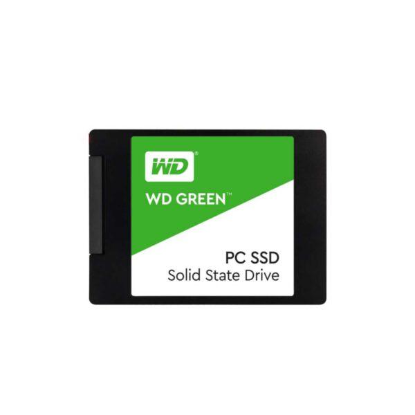 اس اس دی وسترن Green PC