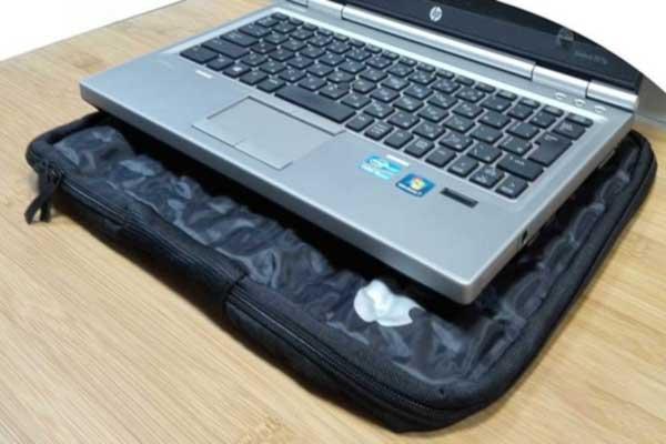کاهش صدای فن لپ تاپ
